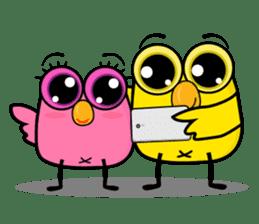 Poky-Polly sticker #790135