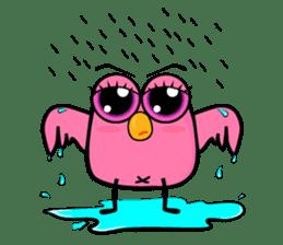 Poky-Polly sticker #790143