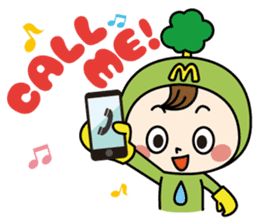 Mimo(Mitake town official local mascot) sticker #790211