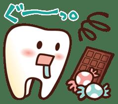 Happy Dental Life !! sticker #790442