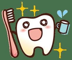 Happy Dental Life !! sticker #790443
