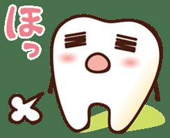 Happy Dental Life !! sticker #790444