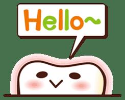 Happy Dental Life !! sticker #790447
