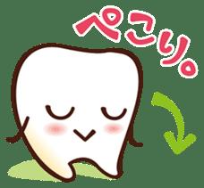 Happy Dental Life !! sticker #790448