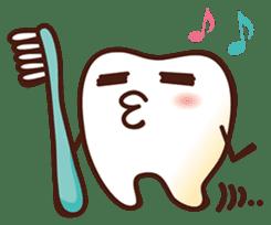 Happy Dental Life !! sticker #790454