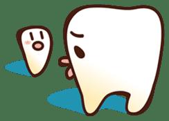 Happy Dental Life !! sticker #790462