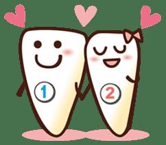 Happy Dental Life !! sticker #790464