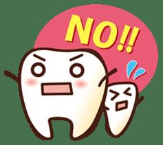 Happy Dental Life !! sticker #790472