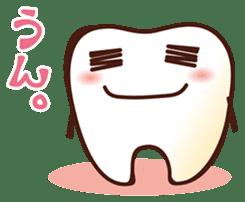 Happy Dental Life !! sticker #790473