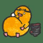 Cave mole man sticker #791966