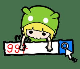 That is doroicochan. sticker #794556