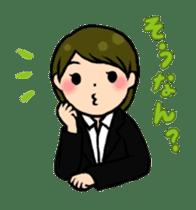 high-school students' Life in Kanazawa sticker #794613