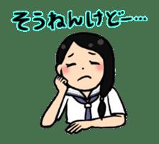 high-school students' Life in Kanazawa sticker #794614