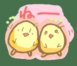 PiyoPiyoPiyo sticker #794644