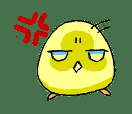 PiyoPiyoPiyo sticker #794646