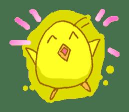 PiyoPiyoPiyo sticker #794650