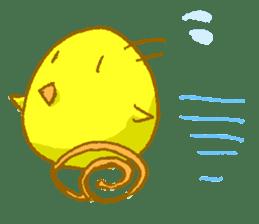 PiyoPiyoPiyo sticker #794651