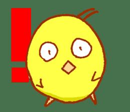 PiyoPiyoPiyo sticker #794665