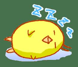 PiyoPiyoPiyo sticker #794672