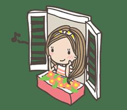 Miss DAISY sticker #795199