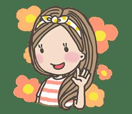 Miss DAISY sticker #795200
