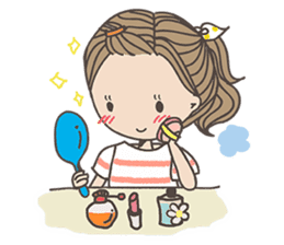 Miss DAISY sticker #795201
