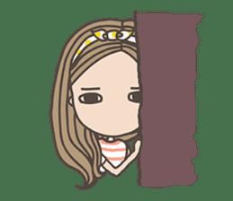 Miss DAISY sticker #795202
