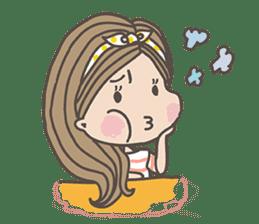 Miss DAISY sticker #795203