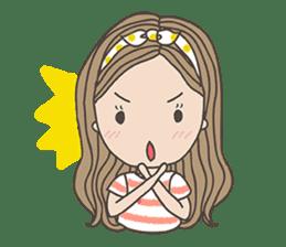 Miss DAISY sticker #795204