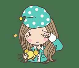 Miss DAISY sticker #795206