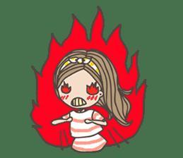 Miss DAISY sticker #795210