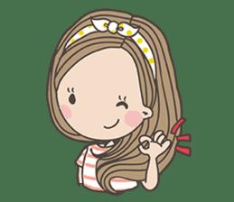 Miss DAISY sticker #795213