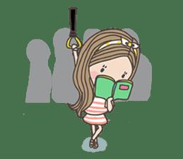 Miss DAISY sticker #795216