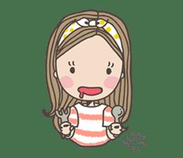 Miss DAISY sticker #795220