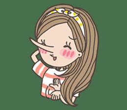 Miss DAISY sticker #795224