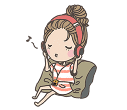 Miss DAISY sticker #795233