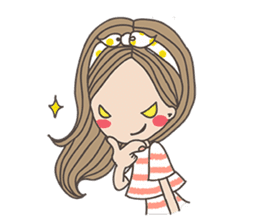 Miss DAISY sticker #795235