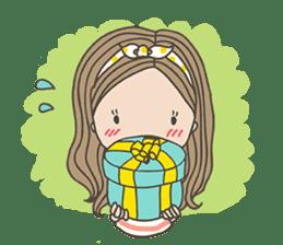 Miss DAISY sticker #795236