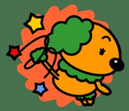 Emergency editing of Magic dog sticker #795761
