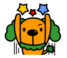 Emergency editing of Magic dog sticker #795762