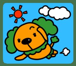 Emergency editing of Magic dog sticker #795764
