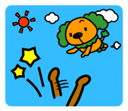 Emergency editing of Magic dog sticker #795765