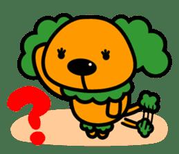 Emergency editing of Magic dog sticker #795766