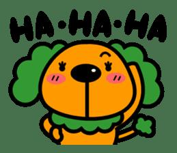 Emergency editing of Magic dog sticker #795773