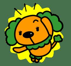 Emergency editing of Magic dog sticker #795775