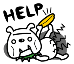 Emergency editing of Magic dog sticker #795776