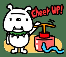 Emergency editing of Magic dog sticker #795794