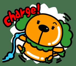 Emergency editing of Magic dog sticker #795795
