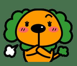 Emergency editing of Magic dog sticker #795797