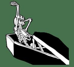 just bones sticker #795841
